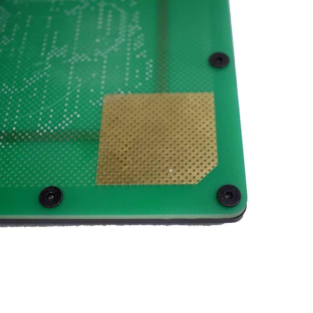 3D Printer Dipanaskan Membangun Tempat Tidur untuk Zortrax M200 M 300