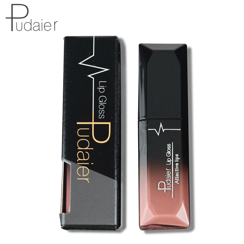 21 Colors Brand Moisturizer Matte Liquid Lipstick Lip Gloss Nude Matte Lipstick Lips Waterproof Metal Color Velvet Cosmetic