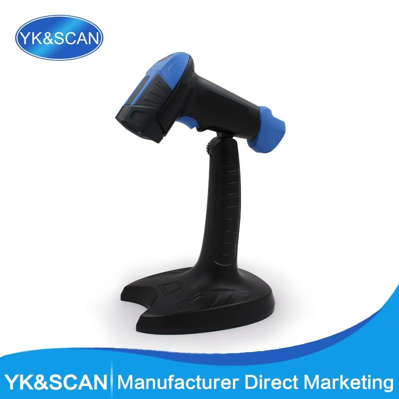 Зчитувач штрих-коду YK-M9 + Безкоштовна - Офісна електроніка - фото 1