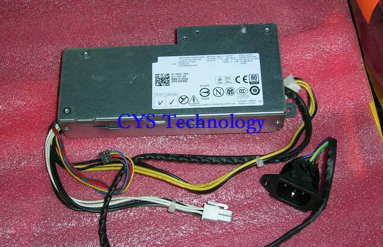 Free shipping CHUANGYISU for original VVN0X INS 2330 AIO All in One 200W Power Supply VVN0X