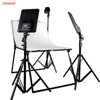 Nanguang Studio light kit Photography table shooting LED light soft lamp lamp photographic Equipment Studio Lighting CD50 T01