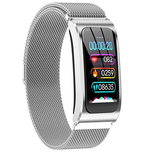AK12 bracelet intelligent couleur écran étanche montre pour femme sphygmomanomètre cycle menstruel moniteur d'activité sport bande pk x3 s2
