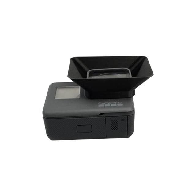 3D drukowanie dla Gopro Hero 5 obiektyw aparatu Sport kaptur osłona przeciwsłoneczna cieniowania czapka Anti Glare Hood pokrywa dla Gopro Hero 5 Action Camera