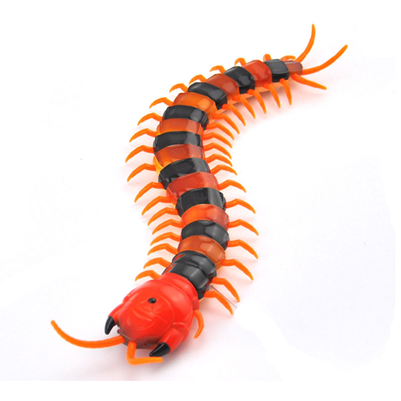 LY9901 Remote Control Machine Centipede Prank Funny Gadgets Toys For Kids