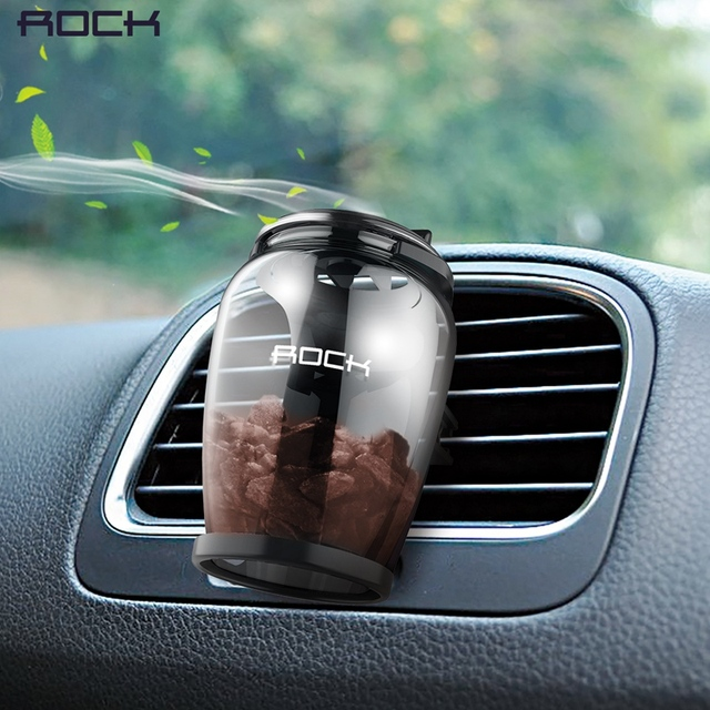 Rock Aromatherapy Car Holder Universal Aroma Car Air Vent Air