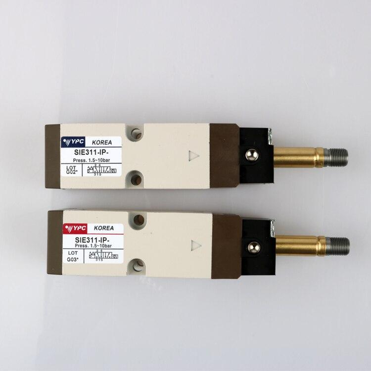 купить South Korea YPC solenoid valve SIE311-1P SIE311-IP-SD2-D4 AC220V DC24V по цене 2651.9 рублей