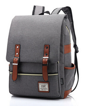 New  Men And Women Personalized Retro Fashion Canvas Shoulder Bag Large Travel Bag
