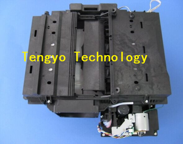 Q6683-60187  For HP DesignJet T1100 T610 PS Service station assembly with box