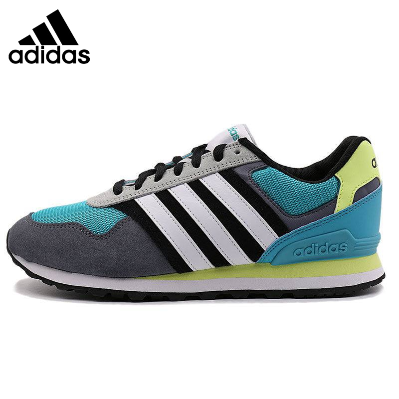 Original New Arrival Adidas NEO Label Men's Skateboarding Shoes Sneakers цена и фото
