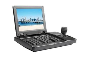 Image 4 - כנס ציוד ערכות 12X זום PTZ מצלמה שידור DVI SDI IP מצלמה עם 8 אינץ TFT LCD rs232 RS485 ptz בקר