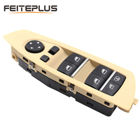 For BMW F01 F02 730Li 740Li Electric Power Window Lifter Master Control Switch 61319241916 2008 2015