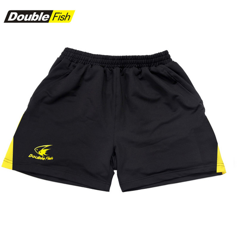 Tênis de Mesa Esporte ao ar Calças de Secagem Rápida para Homens e Mulheres Estilo Original Duplo Peixe Verão Calções Aptidão Badminton Pingpong Livre