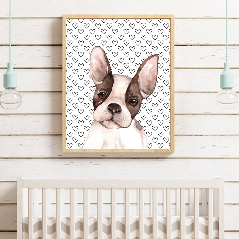 FUNNY DOGS HOME WALL DECOR OUTLET COVER