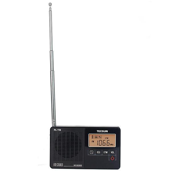 Hot Tecsun PL-118 DSP FM Stereo Radio (3)