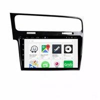 ChoGath 10.2'' Quad Core RAM 1GB Android 9.0 Car Radio GPS Navigation Player for Volkswagen Golf 7 MK7 VII 2013 2014 2015
