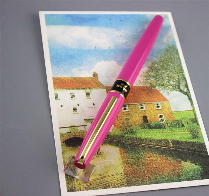 DKW luxury ballpoint Pen teacher student metal roller ball pens high quality business gift send a refill 018