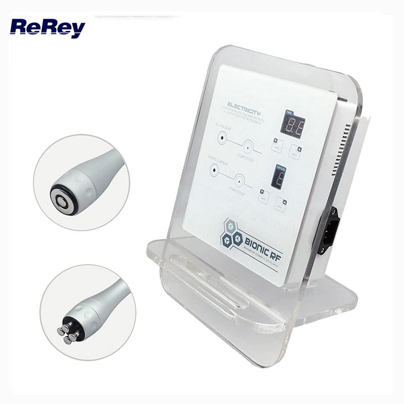 Home Use Portable Radio Frequecny Machine RF Skin Lifting Tightening Bi polar Multipolar RF Anti Wrinkle
