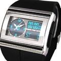 OHSEN Digital LED Date Rubber Sport Waterproof Mens Boy Wrist Watch