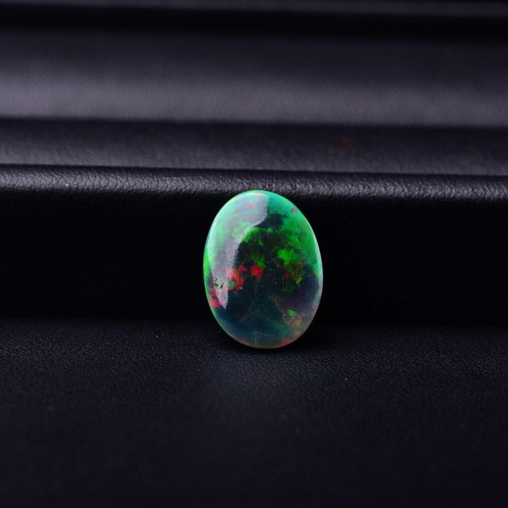 7.3ct Opel gemme brillante de qualité parfaite 17mm * 12.7mm * 7.2mm - 4