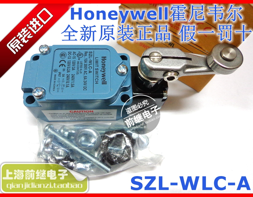 SZL-WLC-A Korea travel switch dhl ems 5 sests 1pc honeywell limit switch szl wlc b szl wl c b szlwlcb new in box