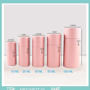 100pcs 30ml Oil bottle packagi