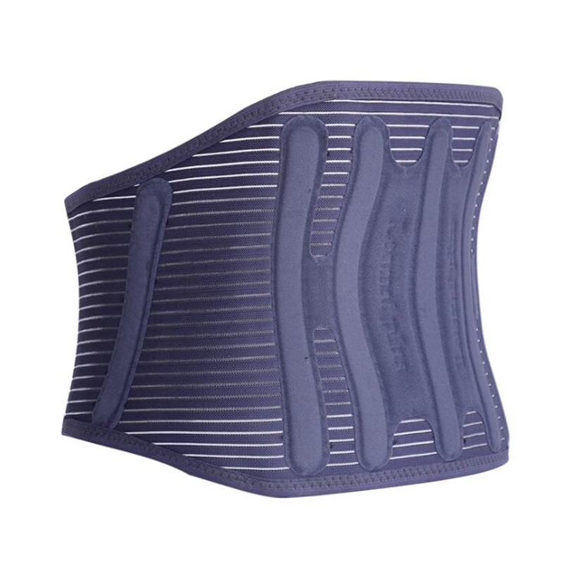 New Promotion Lumbar Lower Waist sport accessories Back Support Brace Belt Double Adjust Back Pain Relief