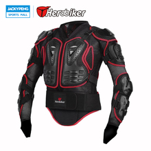Herobiker motorcycle jacket Men Body Guard Motorcycle Racing Protective Jacket Full Protector Protection Gear