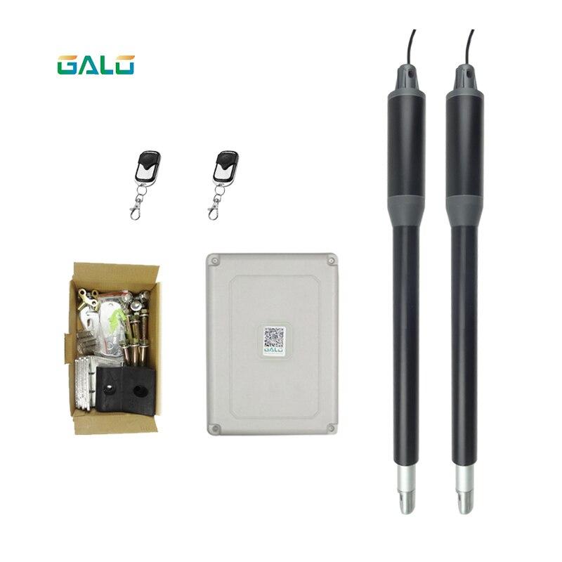 GALO DC24V actionneur linéaire électrique 200kgs système moteur automatique ouvre-porte battante + 2 télécommande