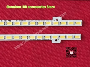 Image 4 - 2Pieces/lot  BN64 01639A 2011SVS40 FHD 5K6K L/R JVG4 400SMA R1(10.11.09)  1PCS=62LED  440MM  Left and right