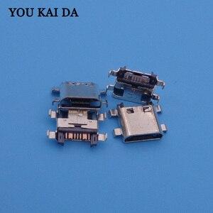 Image 2 - 200pcs 7pin 7 pin for Samsung Galaxy Grand Prime G530 G7102 G7106 G350 i8262 S7582 micro usb jack charging connector socket port