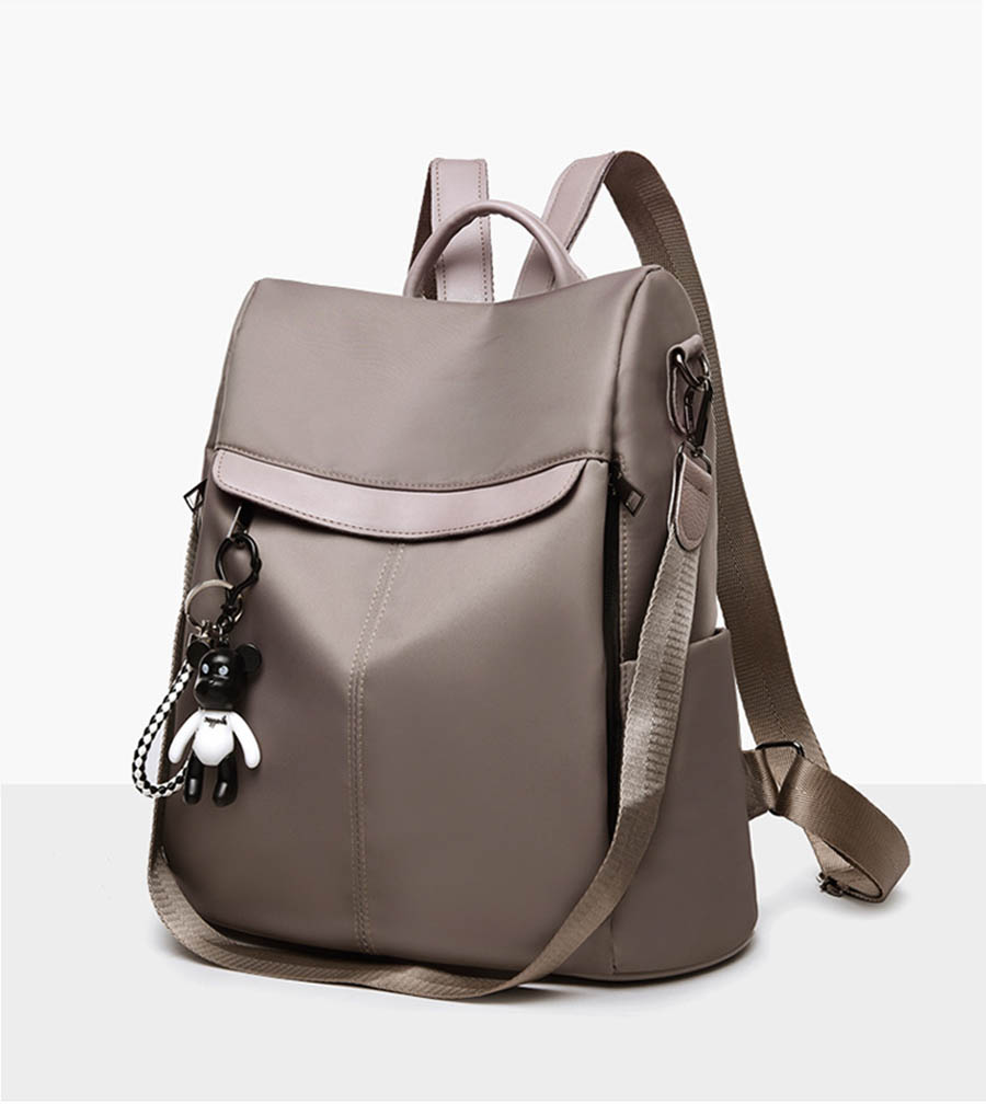 0d03ef6ce4 Mara S Dream High Quality PU Leather Women Backpack Fashion Solid ...