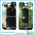For Samsung Galaxy S5 G900A LCD Front Housing Frame Bezel Plate Middle Frame Silvery