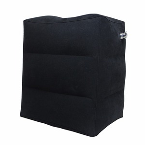 Image 3 - Kids Flight Sleeping Footrest Pillow Resting Pillow On Airplane Car Bus Pillow Inflatable Travel Foot rest Pillow Foot Pad