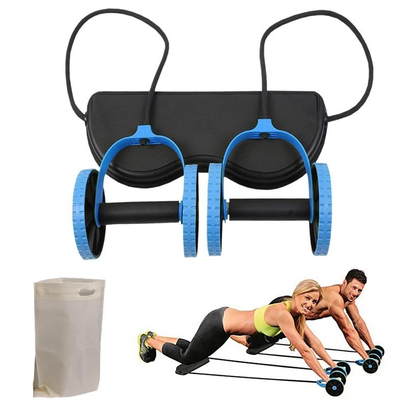 estensore fitness 5 molle gym palestra allenamento corpo elastico casa esercizi