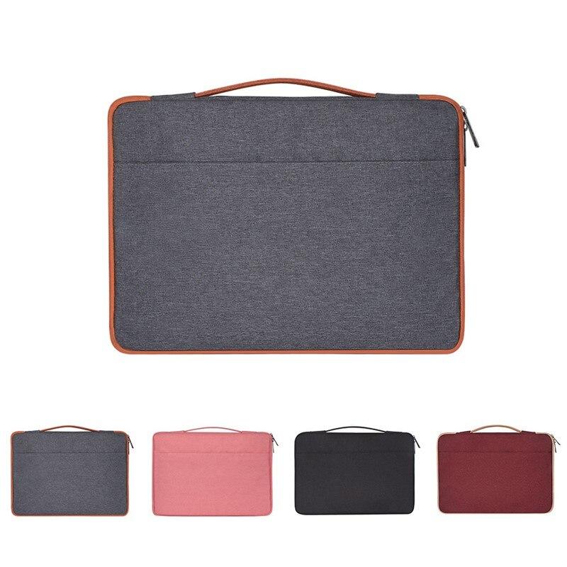 Laptop Sleeve Case Protective Bag Ultrabook Notebook Carrying Case Handbag for 11 14 15 Macbook Air