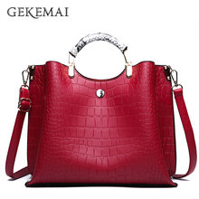Luxury Ladies Handbags Women Bags Designer Serpentine Pattern Leather Shoulder Crossbody for Famous Brand Tote Sac
