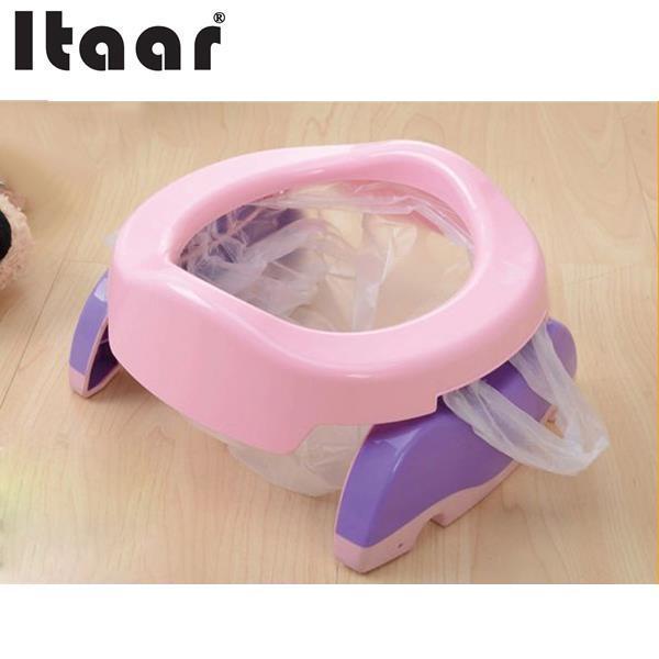 Crianças do bebê De Viagem Dobrável Cadeira Bacio Bebé Assento Do Vaso Sanitário Ecológico De Alta qualidade Fahion Movimento de Segurança Treinamento