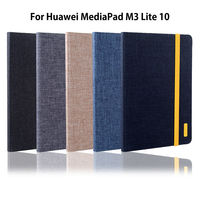Case For Huawei MediaPad M3 Lite 10 10 1 BAH W09 BAH AL00 Smart Cover Funda