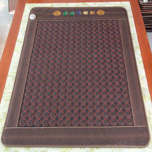 Best Selling Hot New Jade Mattress Electric Heating Natural Tourmaline Mat korea Tourmaline Mattress 1.2X1.9M Free Shipping 2016 new style popular best selling natural jade