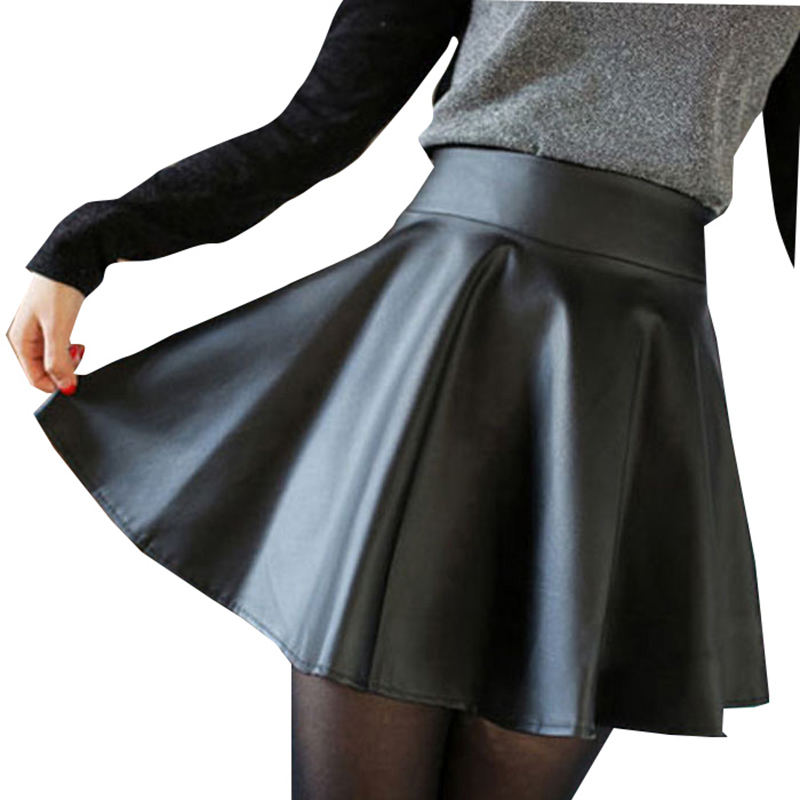 Popular High Waisted Pleated Mini Skirt-Buy Cheap High Waisted ...