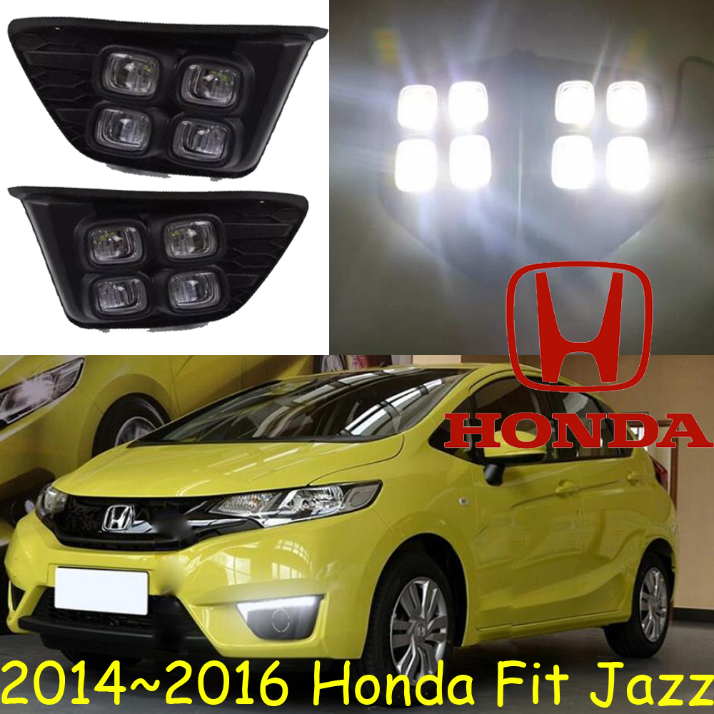 LED,2014~2016 Fit jazz daytime Light,Fit jazz fog light,Fit jazz headlight,CR-Z,Element,insight,Delsol,Fit jazz Taillight colrovie fit