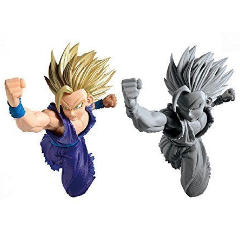 все цены на Dragon Ball Z Son Gohan (Super Saiyan 2) Figure BIG Zokei Tenkaichi Budokai 7 Collectible Mascot Toys 100% Original онлайн
