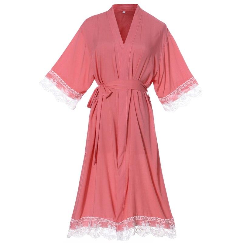 Mr & Mrs derecho vestido de fiesta de novia sexy Encaje kimono ...