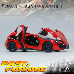 1 32 kids toys fast furious 7 lykan hypersport mini auto metal toy cars model pull.jpg 250x250
