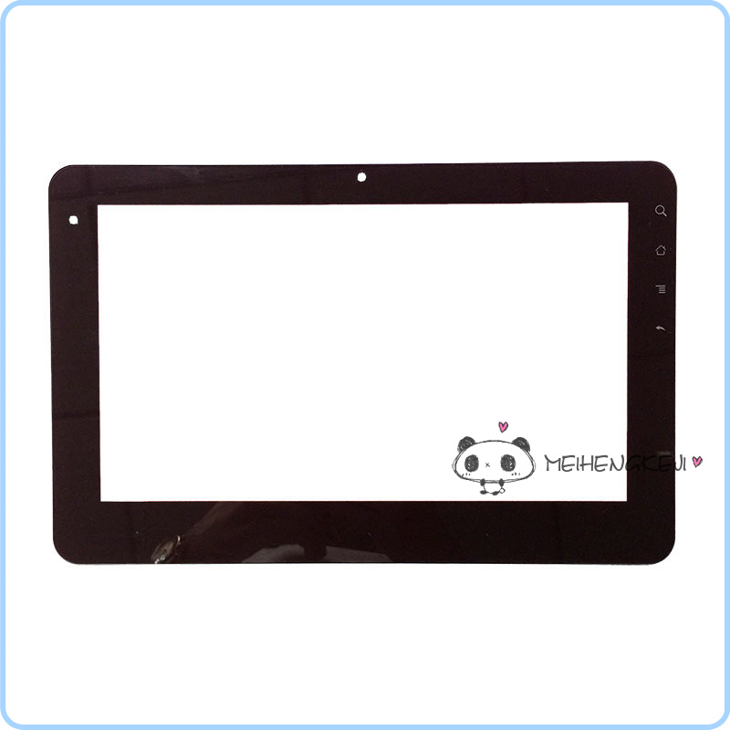 New 10.1'' inch Digitizer Touch Screen Panel glass For Malata ZPad T2 Tablet PC dhl ems 2 sets new keyence touch screen glass vt2 5sb