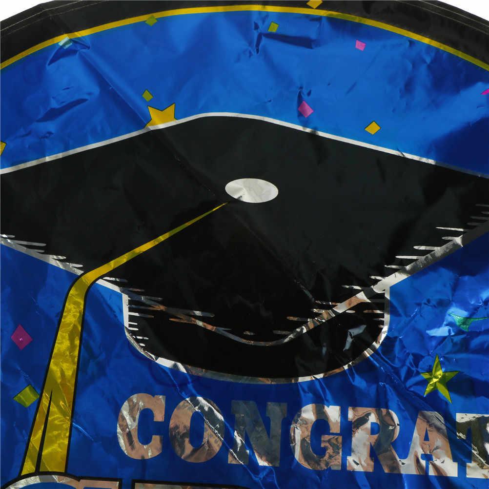 Mini Geluk Graduate Folie Ballonnen Graduation Ceremony Party Decoraties