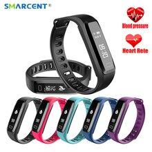 Smarcent G15 Smart Band Приборы для измерения артериального давления сердечного ритма Мониторы Фитнес трекер спортивный Смарт-фитнес часы-браслет PK Xiaomi Группа 2