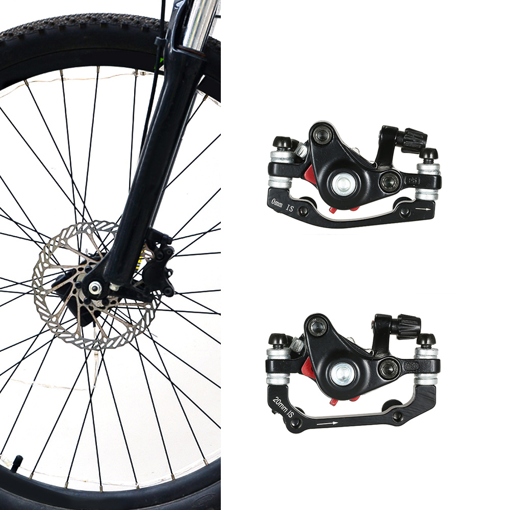 Aliexpress.com : Buy 7.5 * 5cm Front Rear Bike Disc Brake ...