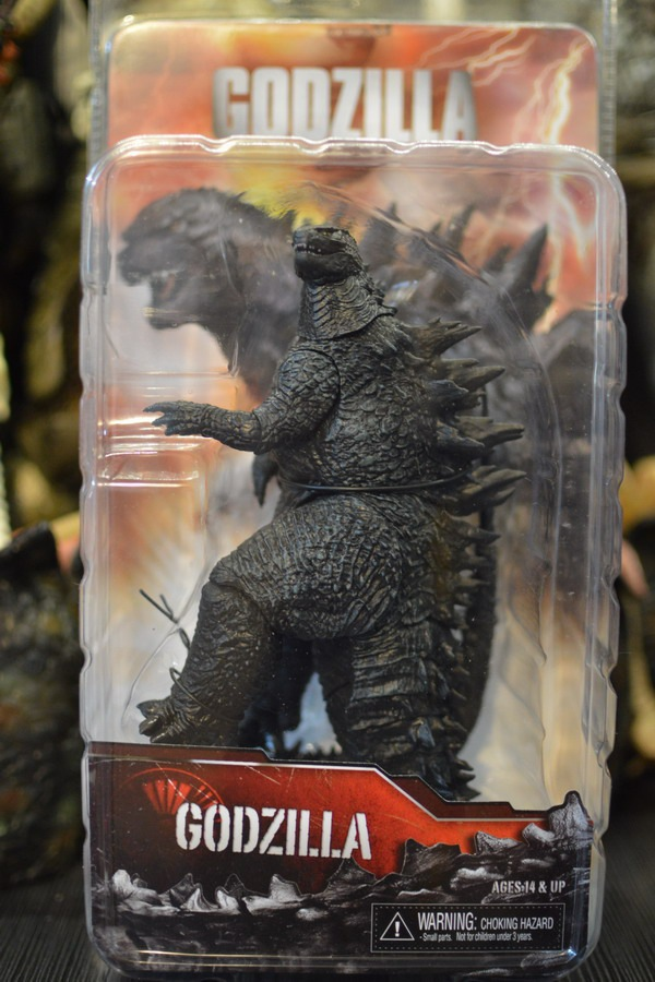 Godzilla Movie 2014 Neca Action Figure Collectible Model Toy 16cm
