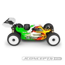 Jsopts 0364 прозрачный корпус для HB Racing D817/819 MBX8